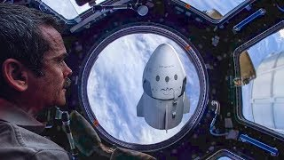 When will SpaceX send humans to the ISS?