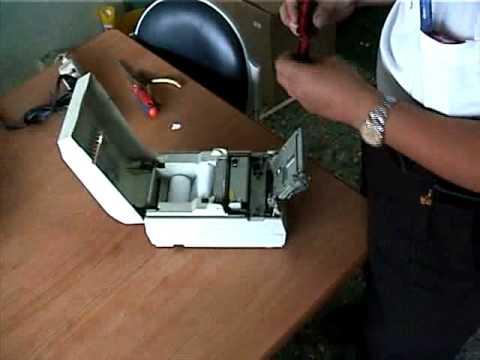 Epson TM-U210B Printer User Manual