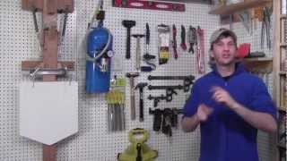 Talon Pegboard Tool Holders Review By A Simple Design Of Ocala