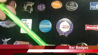 Personalised Corporate Badges - i4c Publicity Ltd - Promotional Merchandise Manufacturer