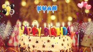 KUAN Birthday Song – Happy Birthday Kuan