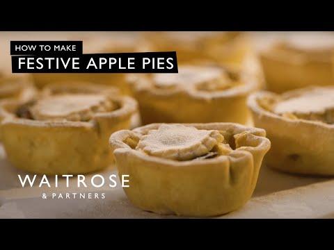 Festive Apple Pies | Waitrose