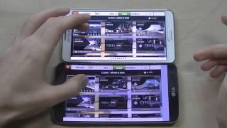 Samsung Galaxy Note 3 и LG G Flex. Впечатления от обоих аппаратов