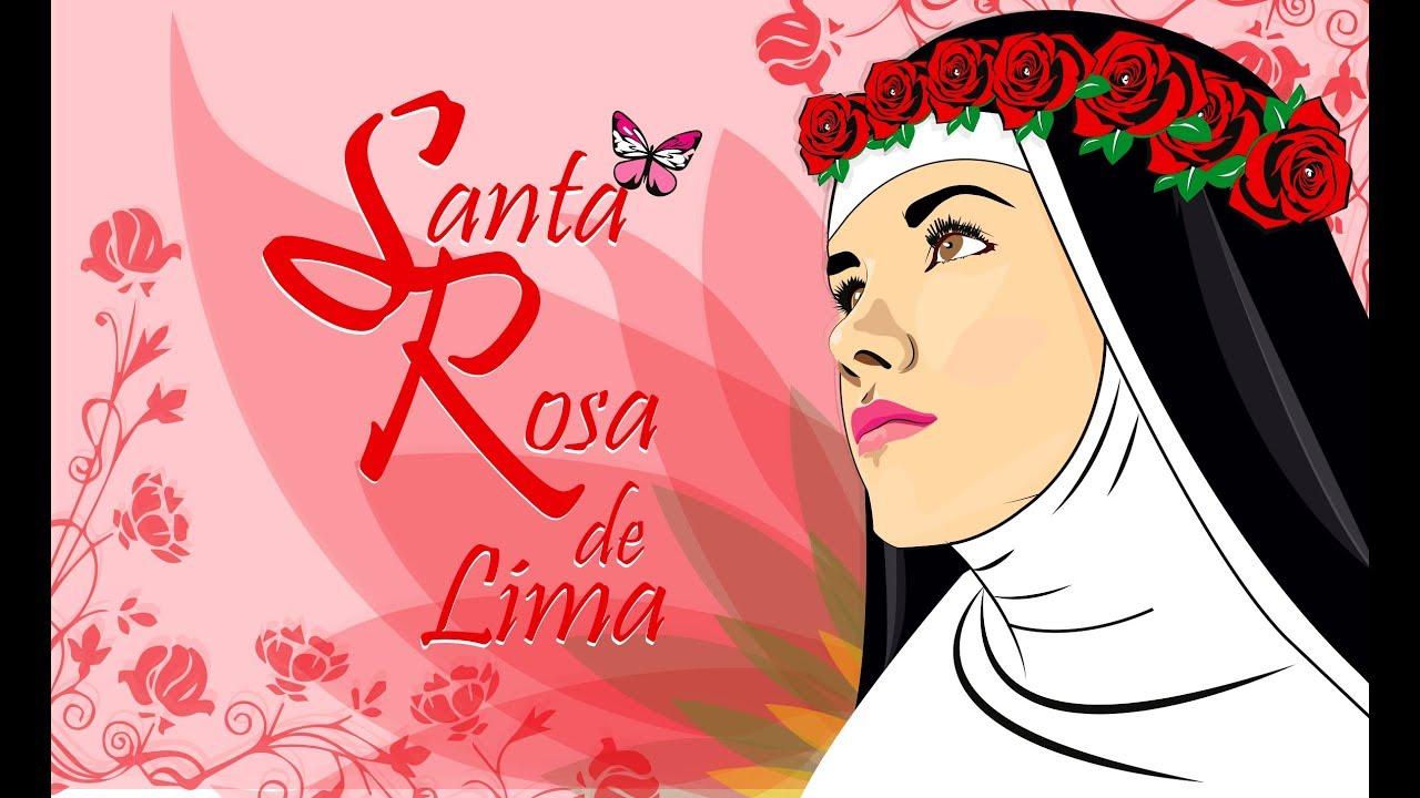 Fiesta de Santa Rosa de Lima - YouTube