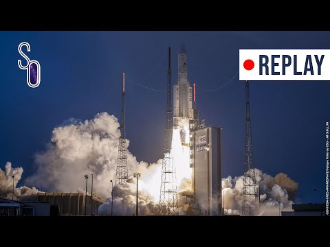 🚀 || 05/02 | Ariane 5 · VA247 · Premier vol d'Arianespace de 2019 ! (HS-4/SGS-1 GSAT-31)