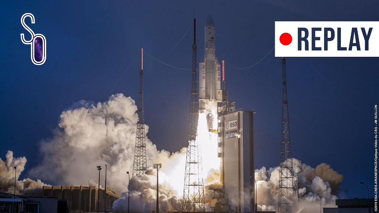 Calendrier Lancement Ariane 2019.Lancement Ariane 5 Prochain Direct Agences Spatiales