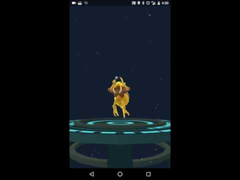 Pokémon GO  Abra! Kadabra! Alakazam!... Let down...