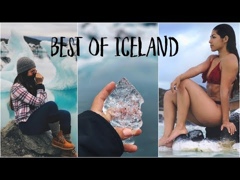Travel Iceland In The Summer | Travel Vlog 02