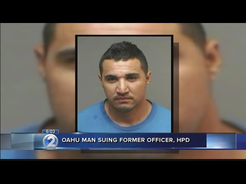 Former police officer faces lawsuit after pleading no contest to assault