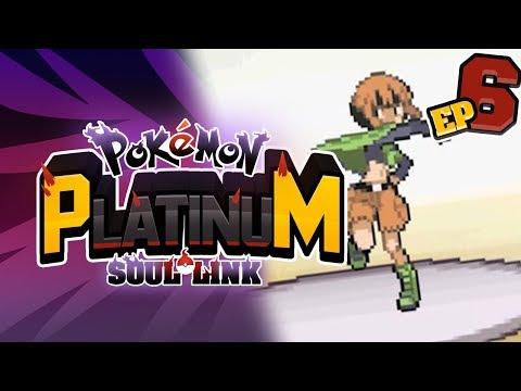 OH BABY WHAT A TWIST! - Pokemon Platinum Soul Link Randomizer Nuzlocke w/ 6ftHax and KyleAye EP 6