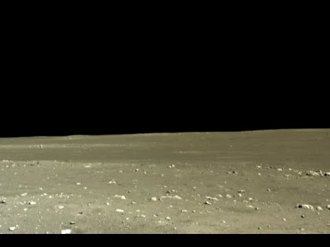 China Unveils High Resolution Pictures of Moon Surface