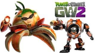 Plants vs. Zombies GW2 Мультик про зомбі РОСЛИНИ проти ЗОМБІ Садові Війни 2 Персонаж Цитрон