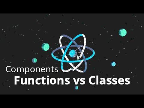 React Basics Crash Course: Functional Components vs Class Components