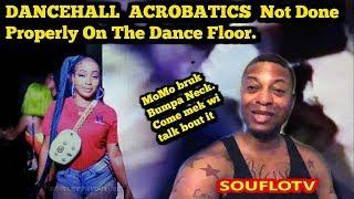 (Momo and Bumpa)Dancehall acrobatics
