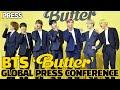 BTS 'BUTTER' SINGLE GLOBAL PRESS CONFERENCE