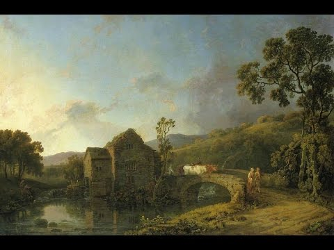 Ronald Binge : The Watermill. Paintings.