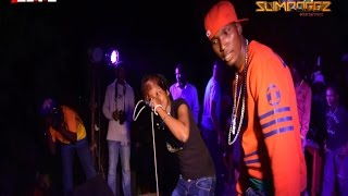 FREEMAN at KINNAH BIRTHDAY BASH 2015 PART 1 |Video By Slimdoggz Entertainment|