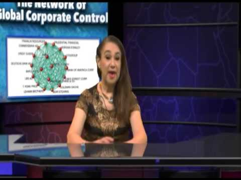 Network of Global Corporate Control 10 25 16