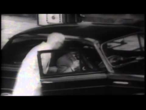 "BOB MONKHOUSE - ""CANDID CAMERA"" - ""Car with No Engine!"""