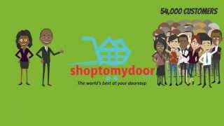 Shop and Ship Quality Items from USA, UK and China For Less