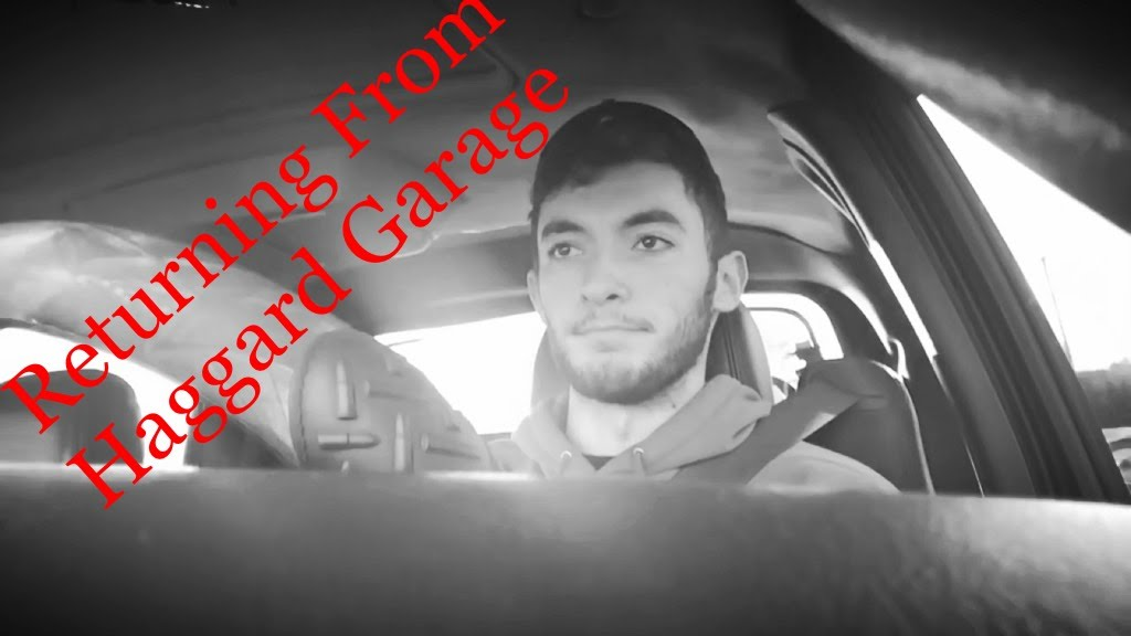 Returning From Haggard Garage Youtube We the listeners of last podcast demand marcus parks to legally change his name to marky sparks. youtube