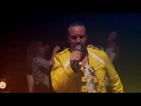 Alex Holt as Freddie Mercury