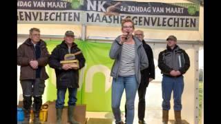Het NK Maasheggenvlechten 2016 in Vierlingsbeek