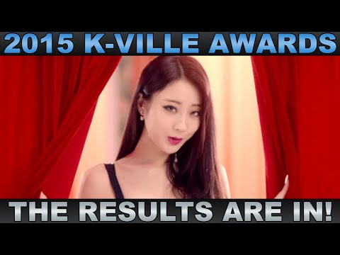 THE 2015 K-VILLE MUSIC AWARDS | WINNER'S ANNOUNCEMENT!