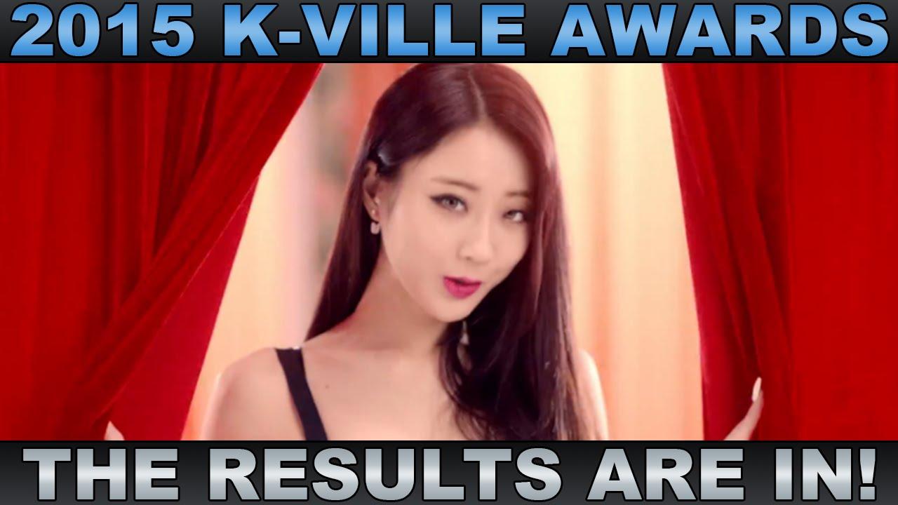 THE 2015 K-VILLE MUSIC AWARDS | WINNER'S ANNOUNCEMENT!