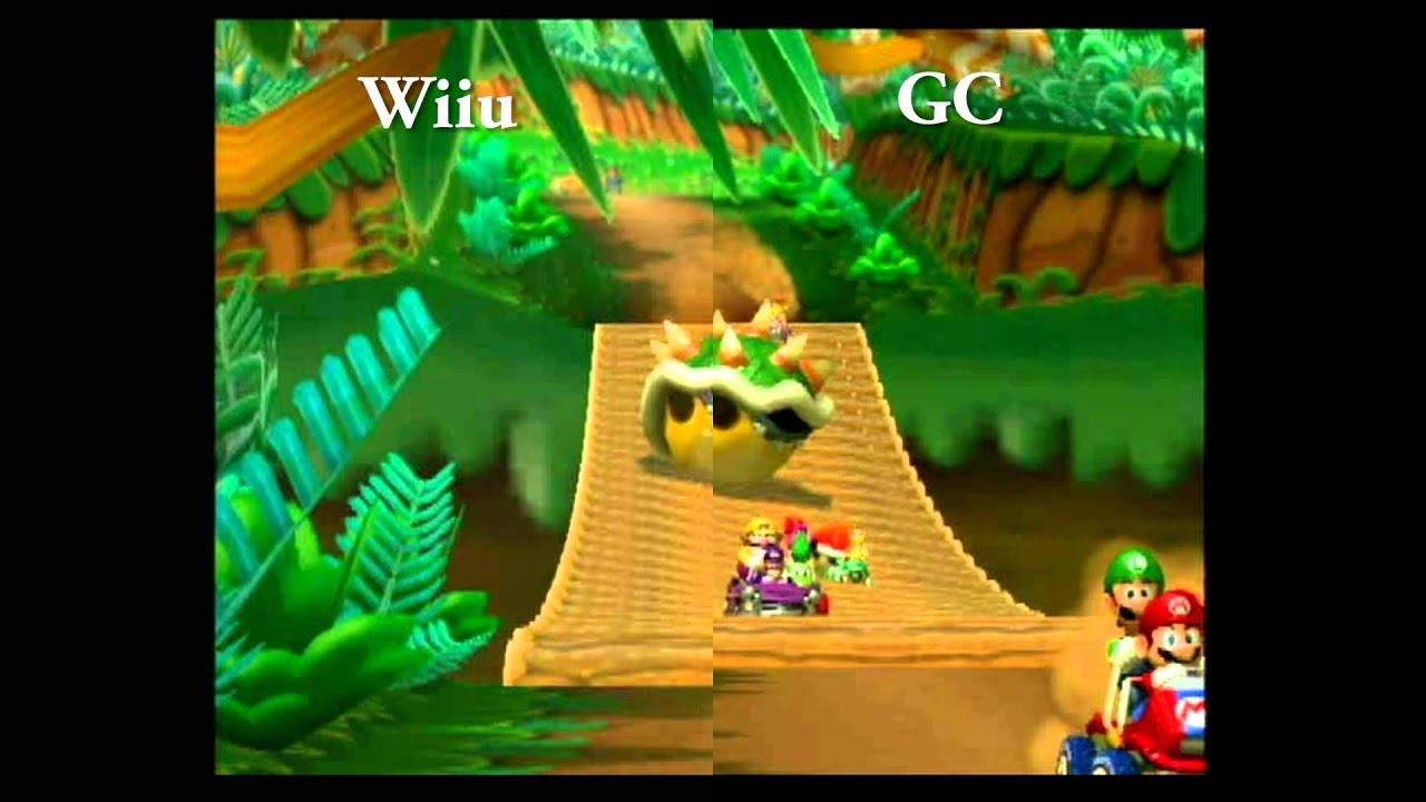 GameCube vs Nintendont vs Wii