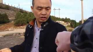 China Trip #3 Chinese humour / Unser Freund Jevy
