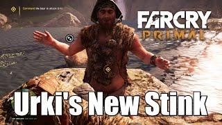 Far Cry Primal Get Stink Ingredients for Urki l Urki