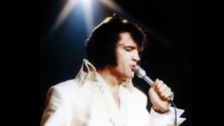 Elvis Presley - Where No One Stands Alone [CC]