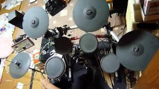 【ドラム】Scream hard as you can 【ブーニーハット】 thumbnail