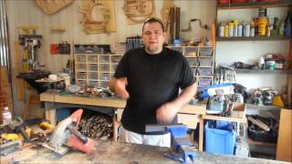 Metal Working For Woodworkers -  5 Ways To Cut Metal