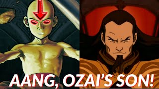 What if Aang was Firelord Ozai's son?