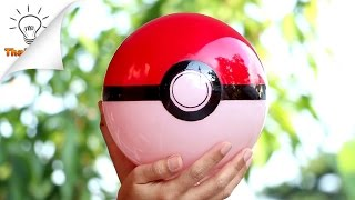 [DIY] PokeBall Fence Light | Pokemon Go Style