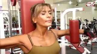 Айтен Мир-Алиева: Заниматься фитнесом могут все без исключения
