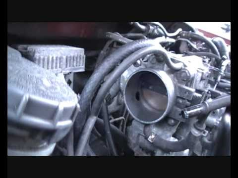Honda Prelude Idle Problem