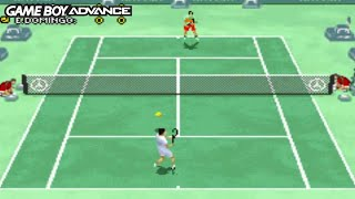 Tennis Masters Series 2003 (Game Boy Advance Gameplay)