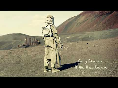 Gary Numan - If We Had Known (Official Audio)