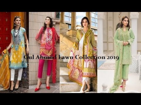 5949d52998 Gul Ahmed Latest Summer Lawn Collection 2019 I adi pk I