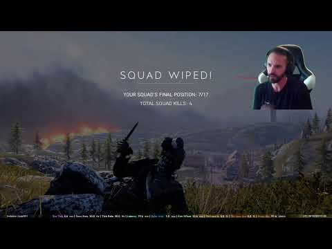 Battlefield 5 - Firestorm - 1.2 K + Squad Wins Top 5 All Platforms  (#290)