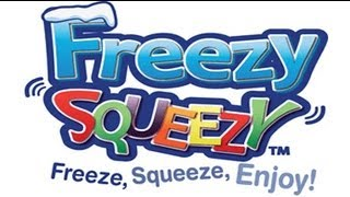 Squeezy Freezy - As Seen On TV