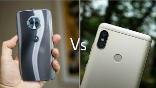 Moto G6 plus vs Redmi Note 5 pro | Comparison which one Should Buy !
