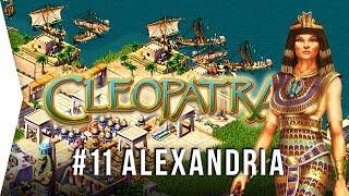 pharaoh Cleopatra  #11 Alexandria (Very Hard) - 1080p HD Widescreen - Let's Play Game