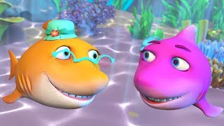 Baby Shark | Songs for Children on HeyHop Kids