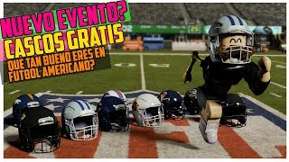 "ROBLOX ""event"" NFL How to get all 32 NFL headsets for free and surprise exam News"