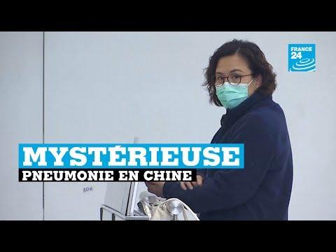 Mystérieuse pneumonie en Chine