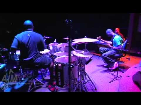 Chris Coleman at the Atlanta Institute of Music (AIM)